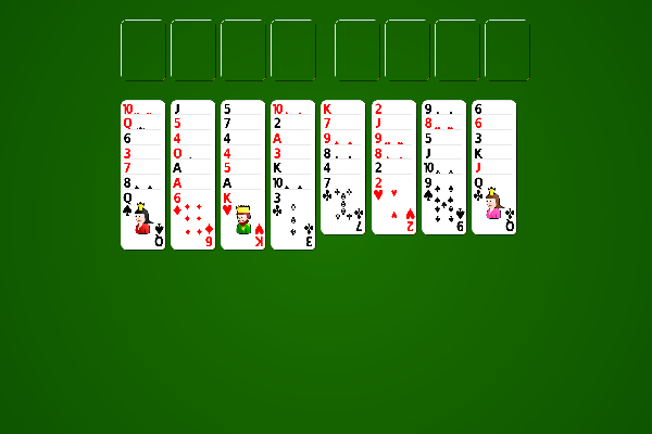 Play the game of Relaxed FreeCell in your browser. Learn the rules and what it takes to win with our guides below.